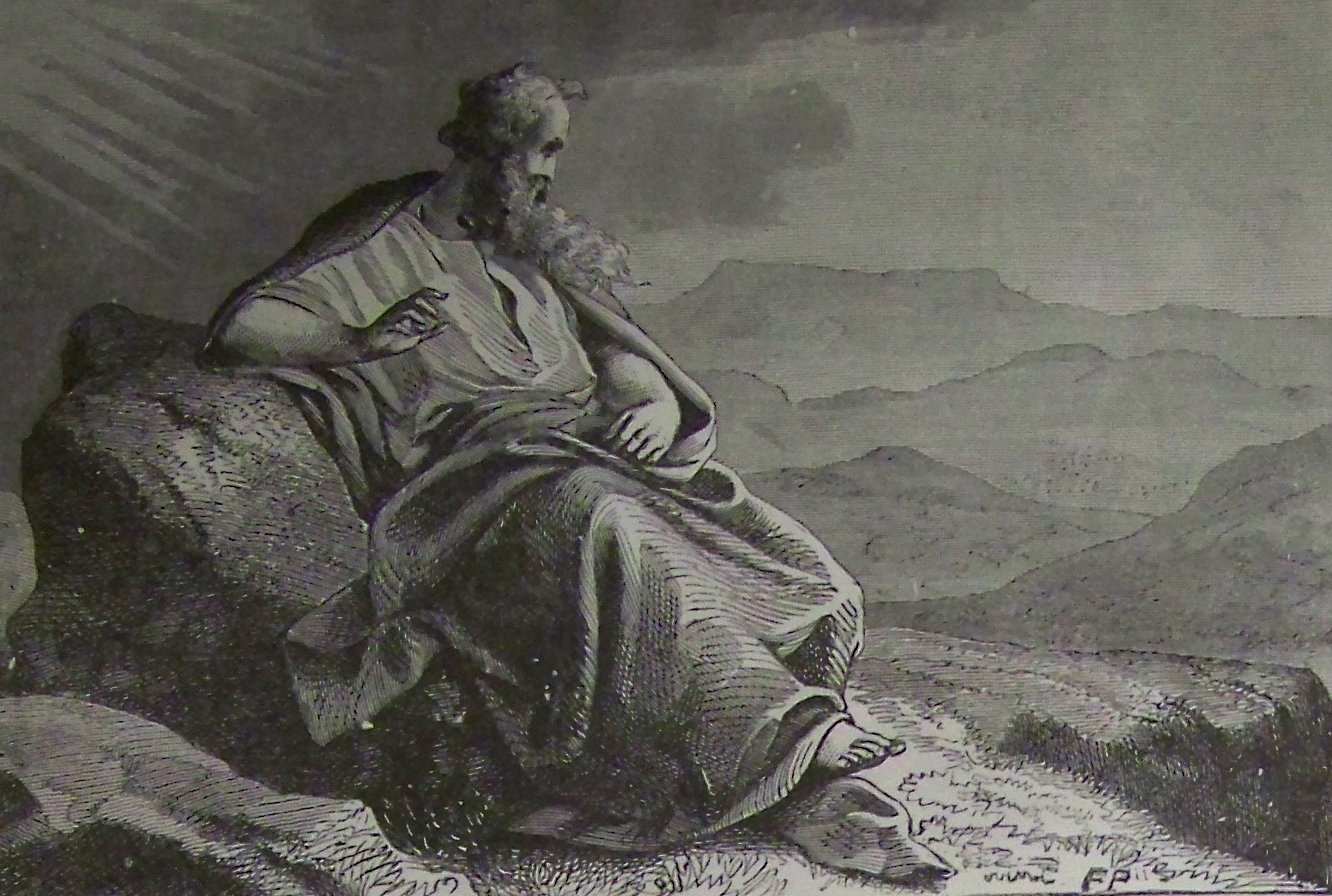 Description Moses Viewing The Promised Land Jpg