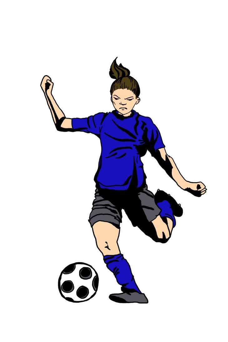 female soccer players pictures free cliparts that you can download