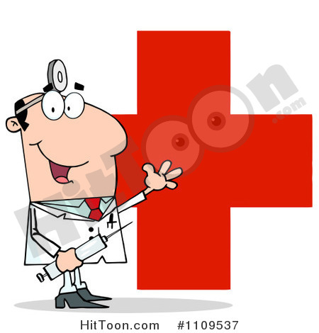 Flu Shot Clipart   Vectors  1