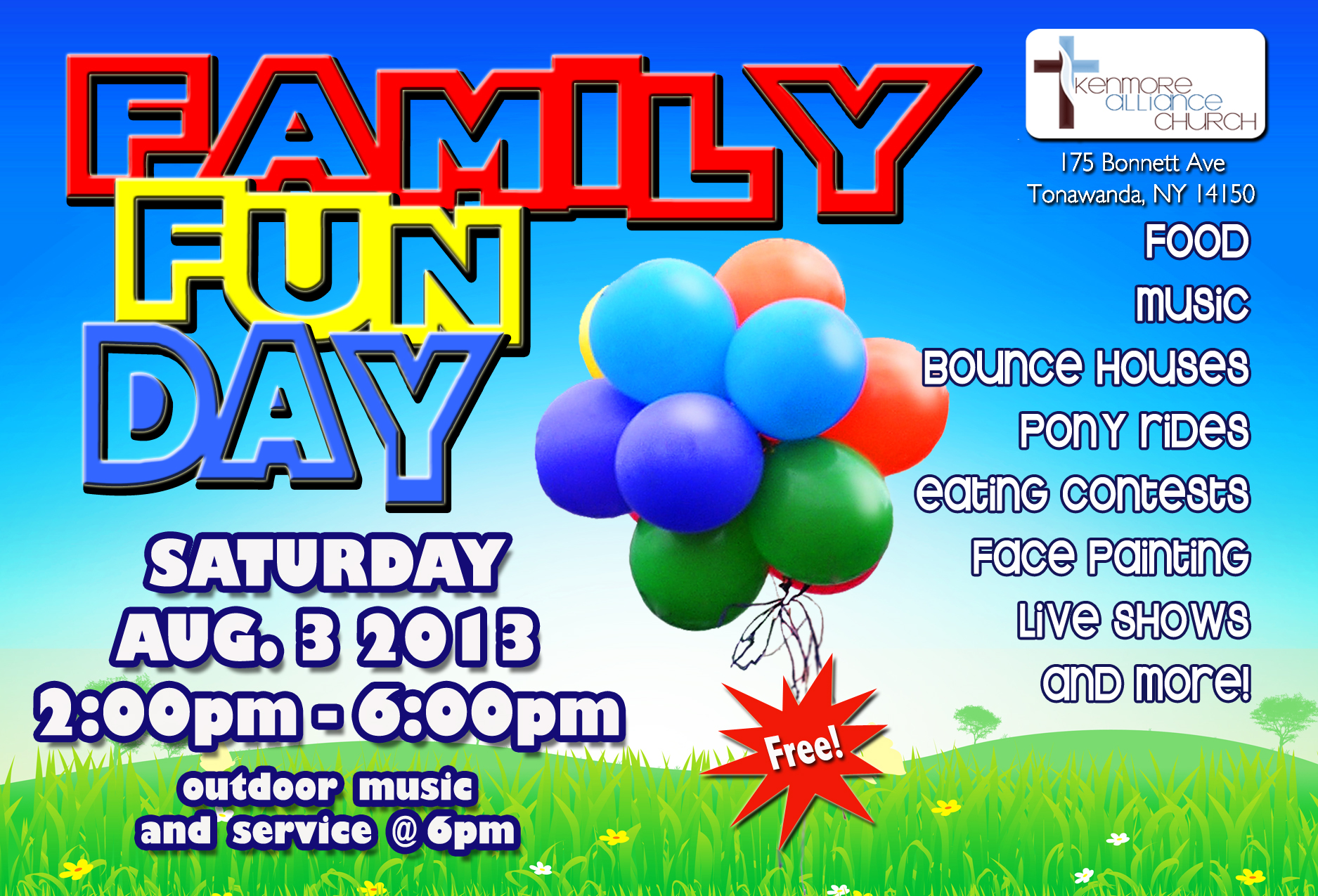 Galleries Related  Family Fun Day Clip Art  Family Fun Day Poster