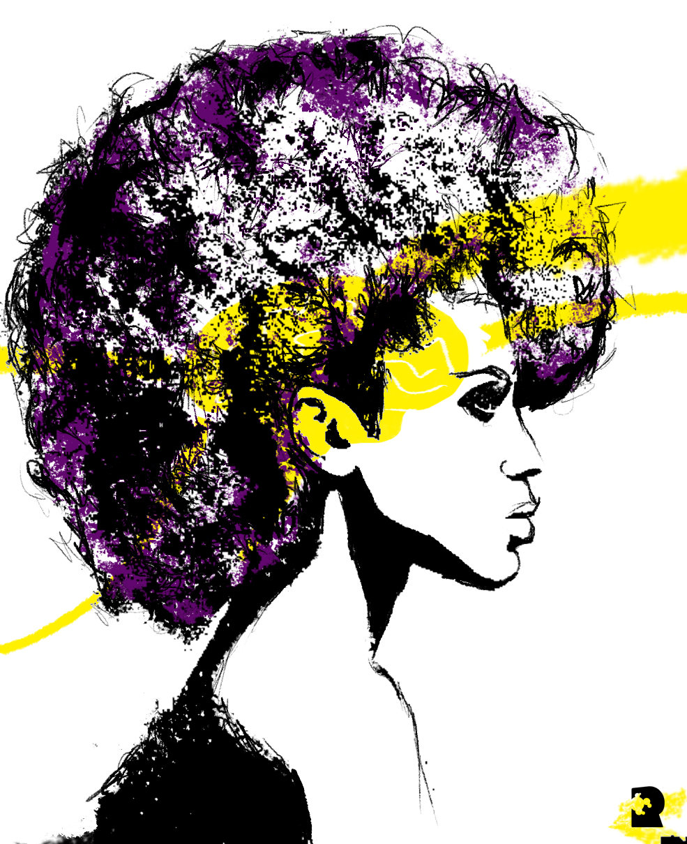 Go Back   Pics For   Natural Hair Silhouette