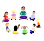 Time Picture For Classroom   Therapy Use   Great Circle Time Clipart