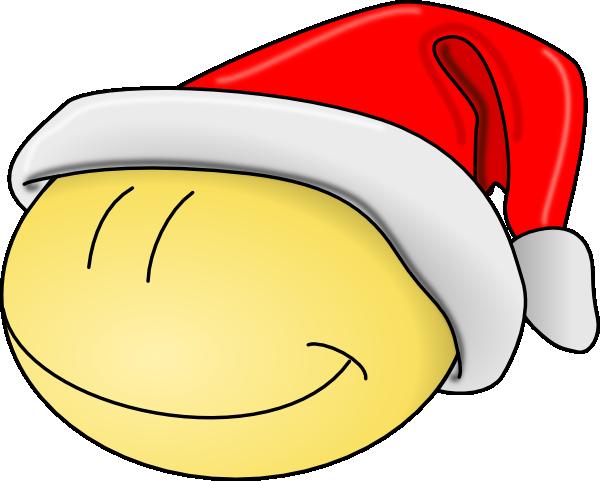 clip art christmas smiley face - photo #33