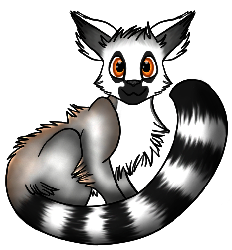 Animated Lemur   Clipart Best