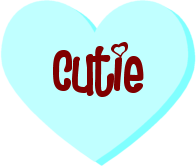 Cutie Candy Heart Clipart By Maleficent84 On Deviantart