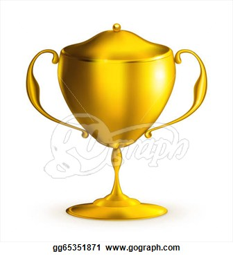Drawing   Golden Prize Eps10  Clipart Drawing Gg65351871