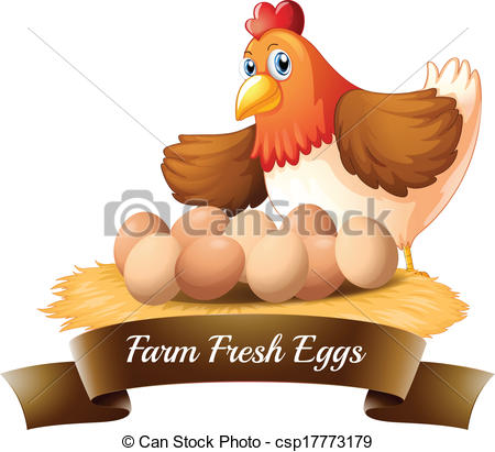 Fresh Eggs    Csp17773179   Search Clipart Illustration Drawings
