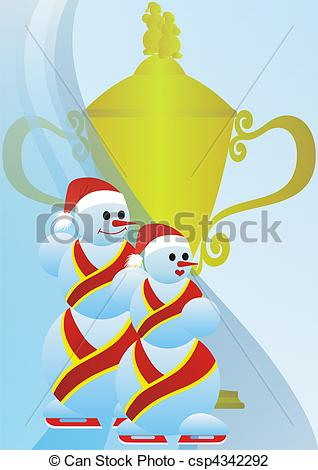 Prize Cup    Csp4342292   Search Clipart Illustration Drawings And