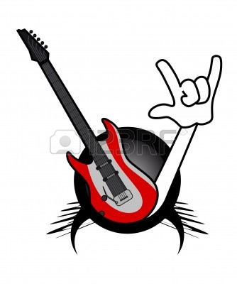 Rock Music Guitar 10905603 Rock Music Passion Jpg