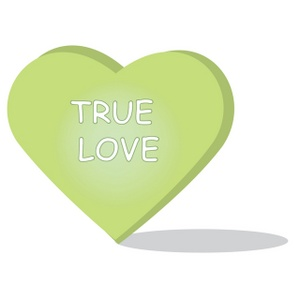 True Love Candy Heart Clip Art Conversation Hearts   Hd Walls   Find