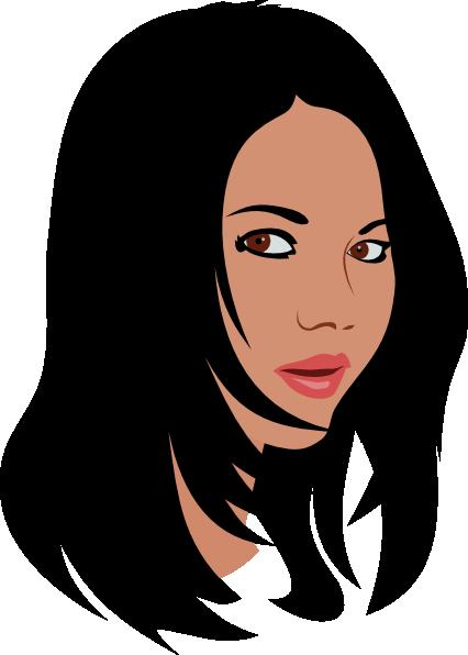 ... -hair-clip-art-at-clker-com-vector-clip-art-online-7NfE9v-clipart.png