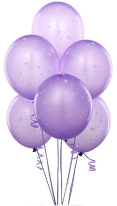 Balloons Purple Clipart More Balloons Purple Lilac Balloons