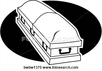 Casket  Fotosearch   Search Clipart Illustration Posters Drawings