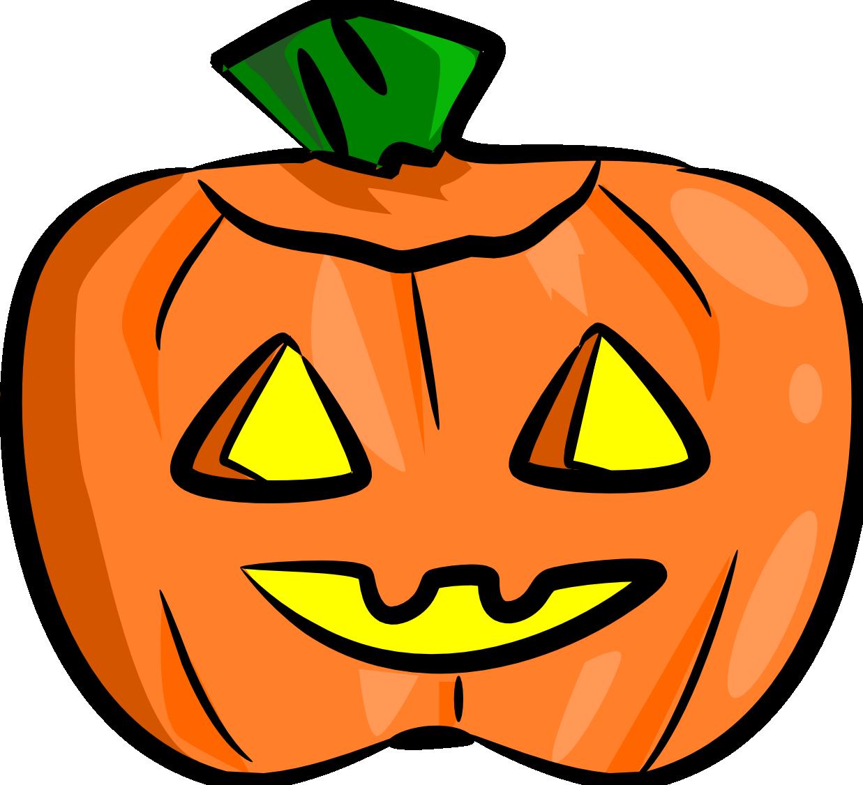 Friendly jack o lantern clipart clipart suggest for Halloween pumpkin clipart