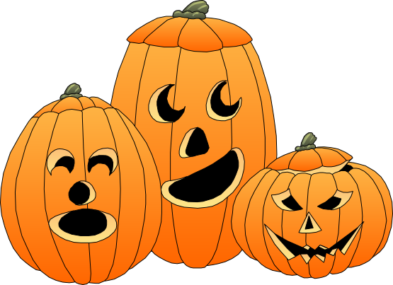 Free To Use   Public Domain Jack O  Lantern Clip Art