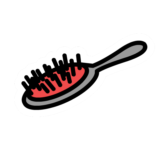 Hair Brush Cartoon Free Cliparts That You Can Download To You