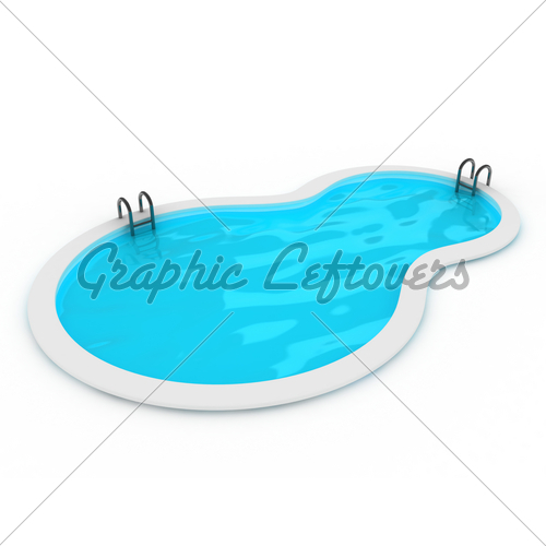 Learning To Swim Clipart