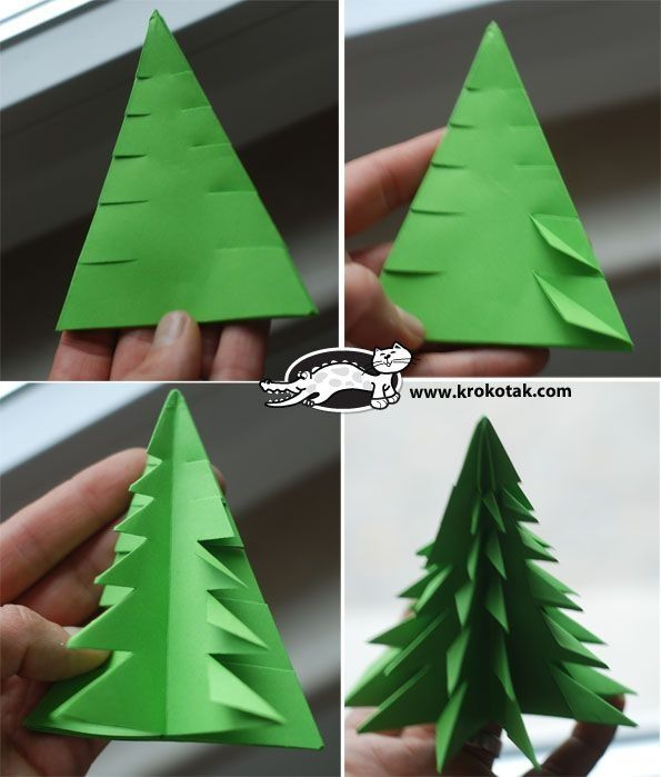 Paper Christmas Tree #SFQnoT - Clipart Suggest