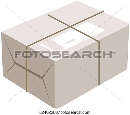 Parcel Case Casket Chest Packing Case Package Icon View Large