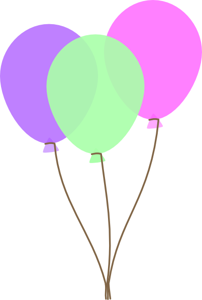 Purple Balloon Clipart   Clipart Panda   Free Clipart Images