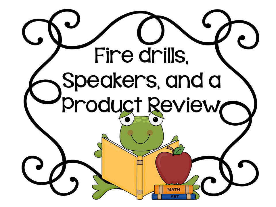 School Fire Drill Clip Art Fire Drill Speaker