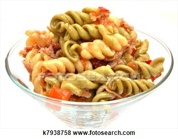 Stock Photo   Pasta Salad  Fotosearch   Search Stock Photos Pictures