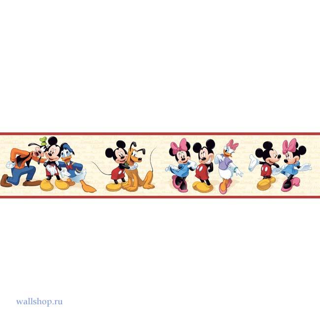 mickey mouse border clip art - photo #9