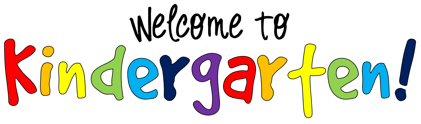 Image result for welcome to kindergarten clipart