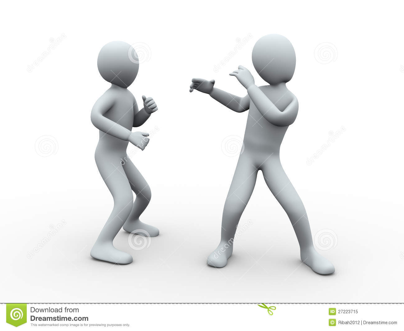 Two People Fighting Pictures to Pin on Pinterest - PinsDaddy