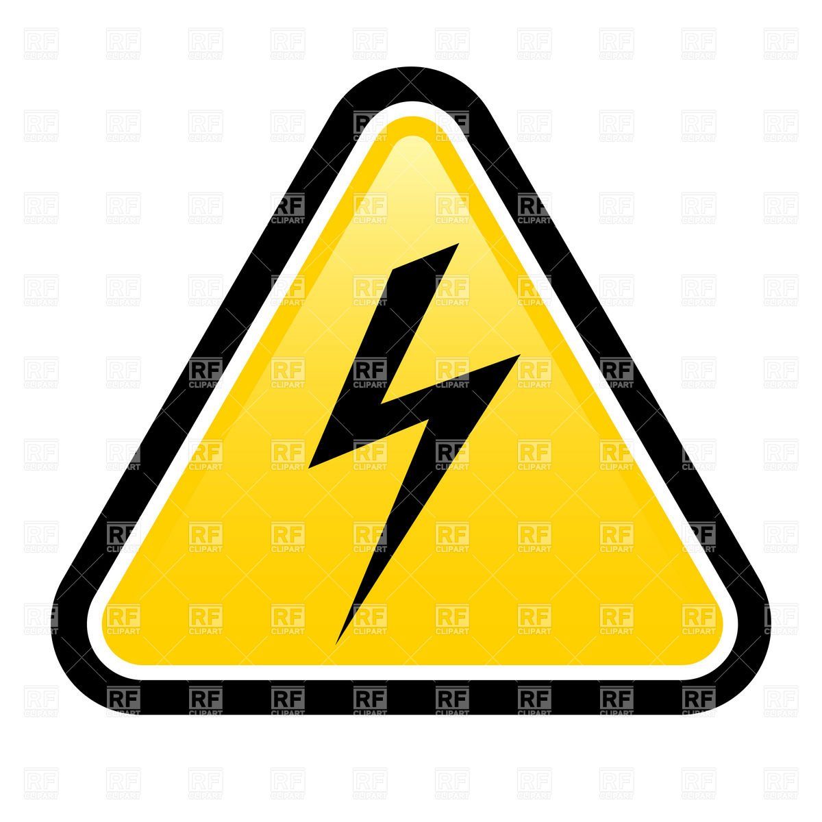 And Electricity Sign Download Royalty Free Vector Clipart  Eps