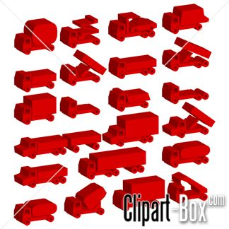 Clipart Trucks Icons   Cliparts   Pinterest