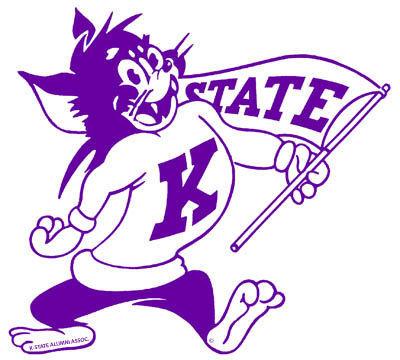 Kansas State Logo Clipart   Cliparthut   Free Clipart