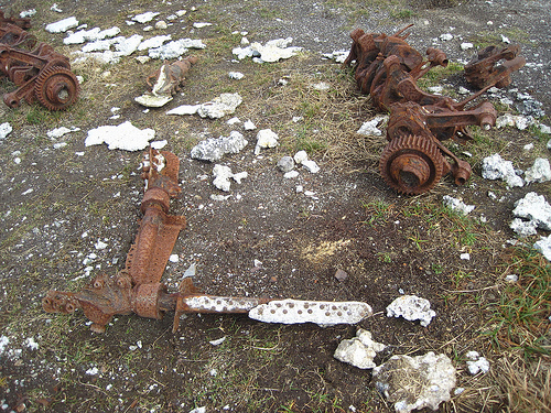 Lundy   German Wwii German Heinkel He 111 Crash Site   Flickr