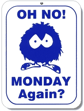Manic Monday Clipart   Cliparthut   Free Clipart