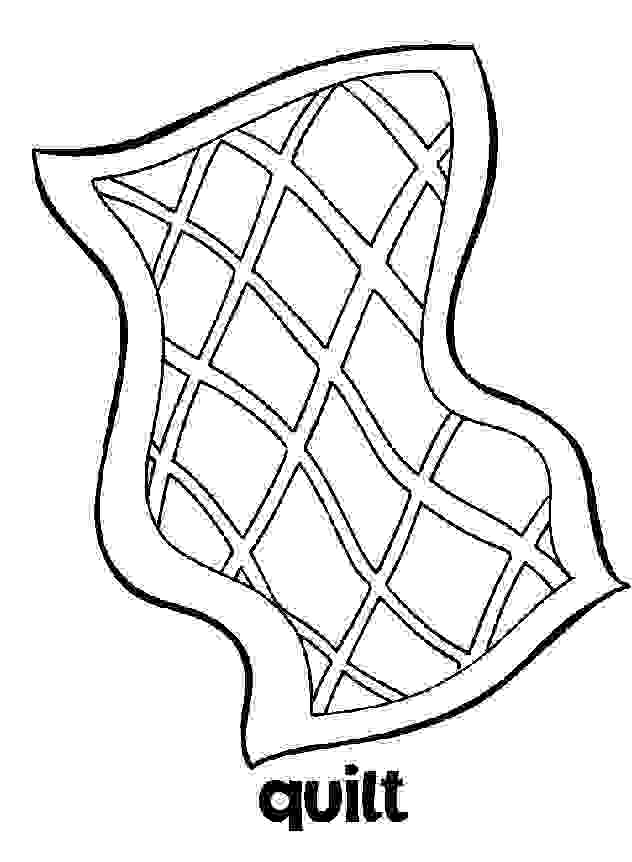 Square Black And White Quilt Clipart - Clipart Suggest