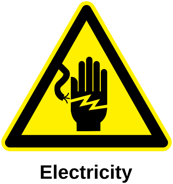 Share Electricity Label Clipart With You Friends
