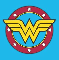 Clip Art Wonder Woman Clipart wonder woman logo clipart kid emblem