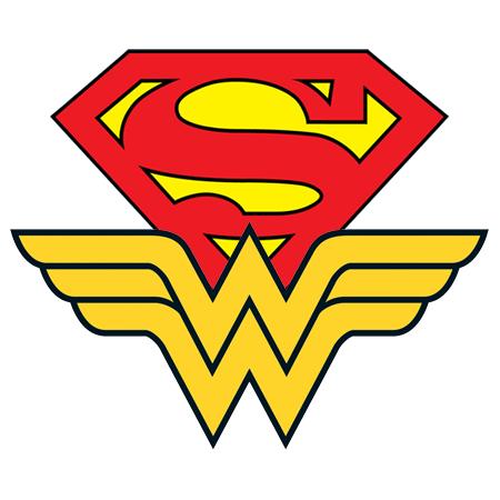 Wonder Woman Logo Clipart - Clipart Kid