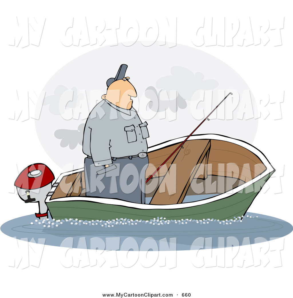 Go Back   Images For   Man Fishing In Boat Clipart