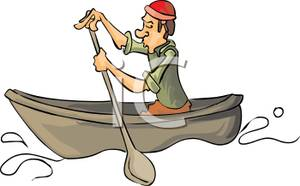 Man In Sinking Boat Clipart - Clipart Kid