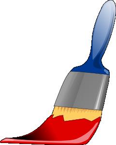Painter Graphic Clipart - Clipart Kid
