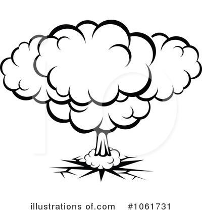 Explosion Black And White Clip Art Cartoon Explosion Clip...
