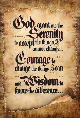 Serenity Prayer Graphics Code   Serenity Prayer Comments   Pictures