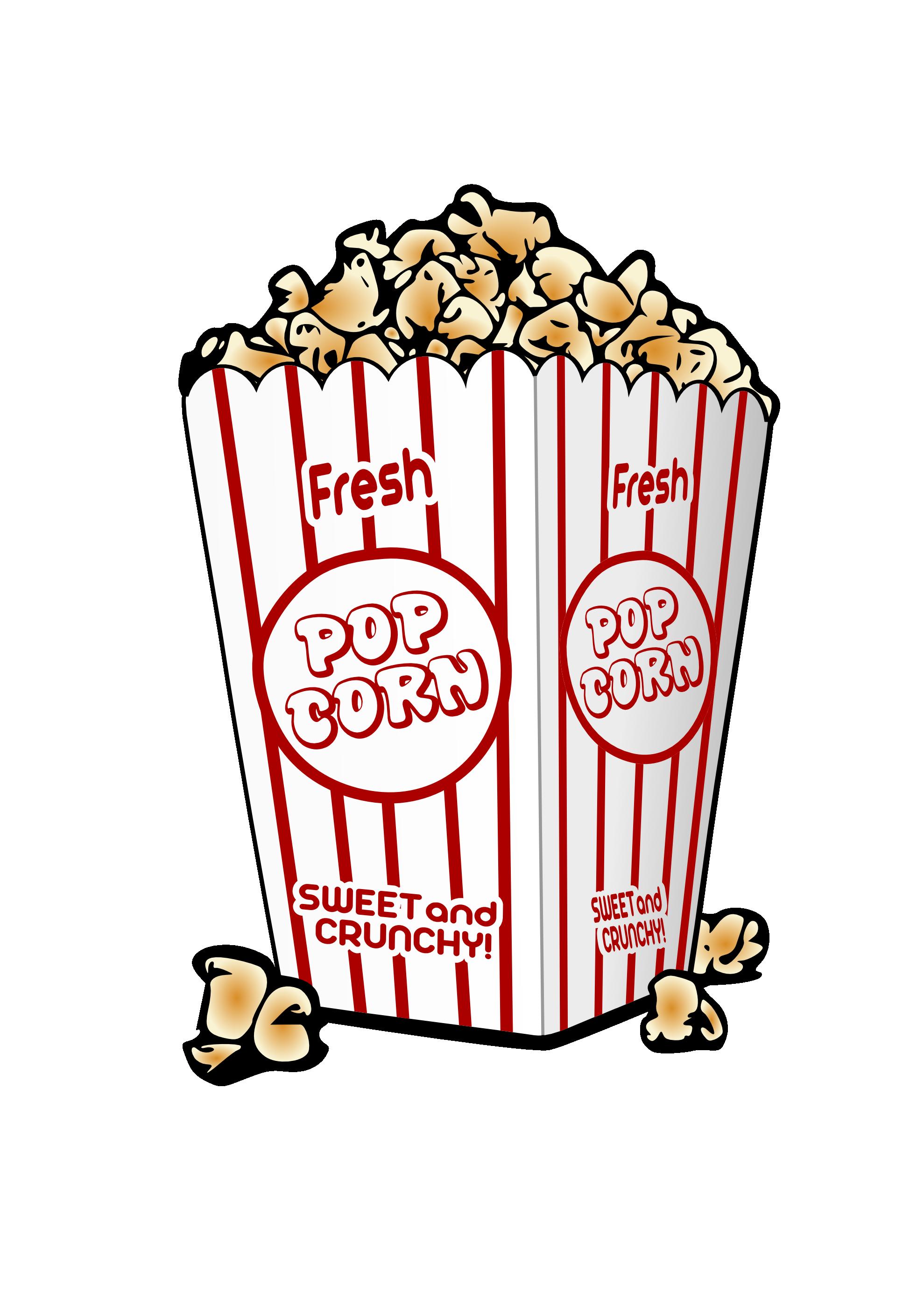 Clip Art Clipart Popcorn popcorn black and white clipart kid 2014 clipartpanda com about terms