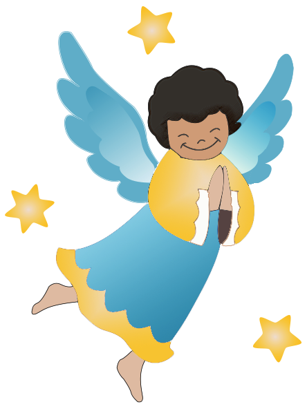 Animated Angel Clipart Clipart Suggest