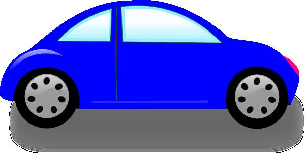 Blue Sports Car Clipart - Clipart Kid