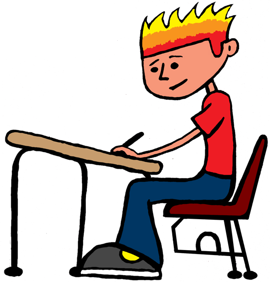 Boy Student Clip Art Images   Pictures   Becuo