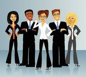 Business Attire Clipart - Clipart Kid