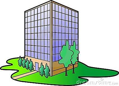 Office Building Clipar...