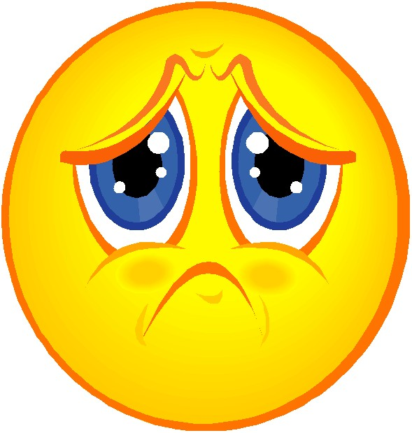 Sad Face Crying Clipart - Clipart Suggest